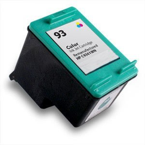 Free Shipping 1PK Compatible For HP 93 HP93  C9361WN Color Ink Cartridge For HP Deskjet 5420 ,5440,5442,3140,3150 Printer