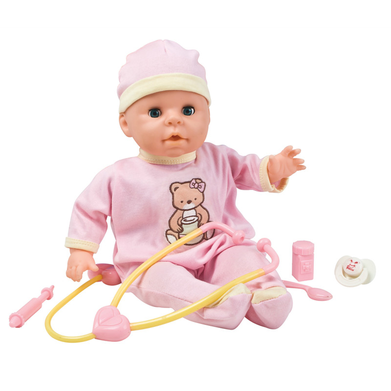 45cm Reborn Baby Dolls Silicone Reborn Dolls Doctor Kids Toys Christmas Gift For Kids S50<br><br>Aliexpress
