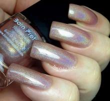 6ml Born Pretty Holographic Holo Glitter Nail Polish Varnish Hologram Effect Nail Decoration 6#(China (Mainland))