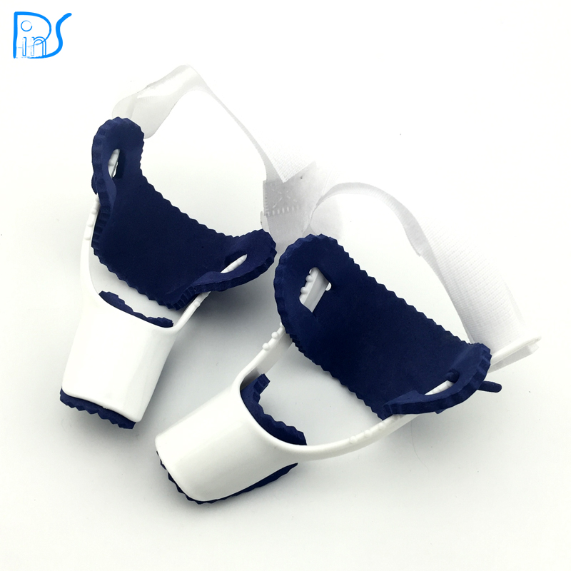 feet care hallux valgus orthotics toe separator corrective insoles toes cloven device orthosis - Shanghai Pins Tech. & Trading Co., Ltd. store