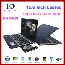 New 15 6 Windows 10 Laptop computer with Celeron J1900 Quad Core CPU 8GBRAM 500G HDD