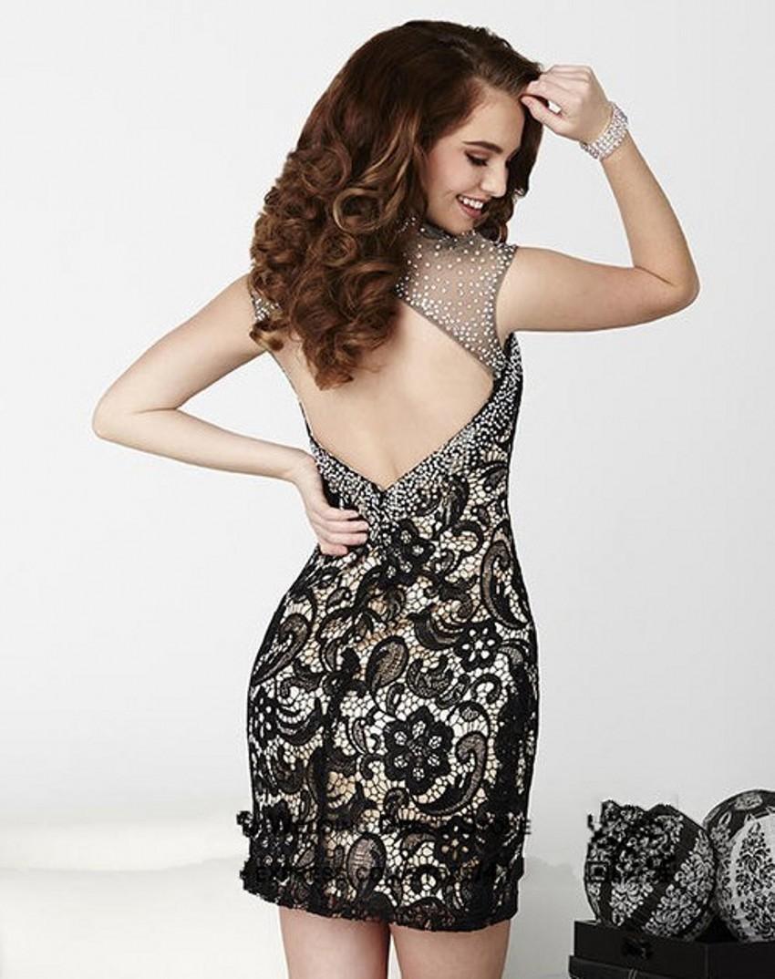 Long Sleeve Black Dress Party Dresses for Less | Dress images