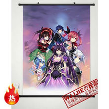 Anime DATE A LIVE Home Decor Poster Wall Scroll