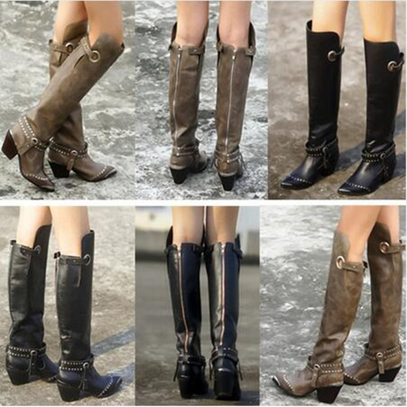 compare prices on knee high cowboy boots shopping