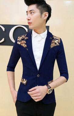 Short Royal Blue Blazer - Best Blazer 2017