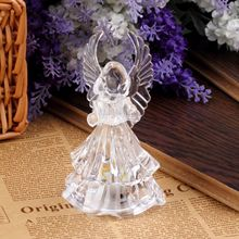 Changing Crystal LED Christmas Decoration Night Light Lamp Gift