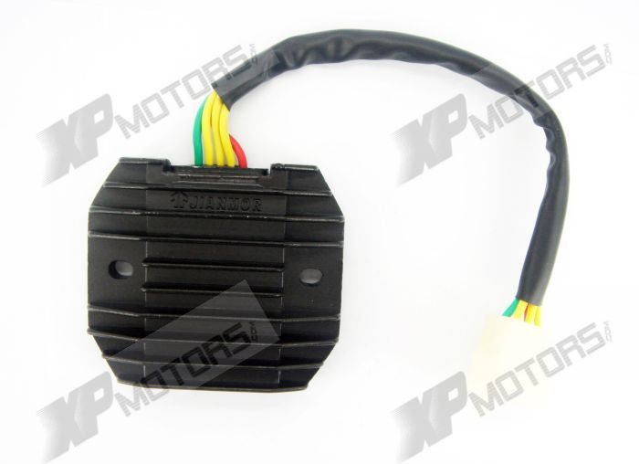 Regulator Rectifier Voltage Fit YAMAHA FZ1 FZ1000 FAZR 01-05 YZF R1 1998-2001 Motorcycles Ignition - NIEC MOTOR PARTS store