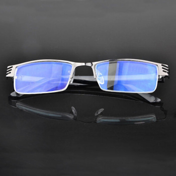 NEW Half Frame Men Women Reading glasses +1.0 +1.5 +2.0 +2.5 +3.0 +3.5 +4.0 Strength Eyeglass Spectacle Diopter Magnifier W1