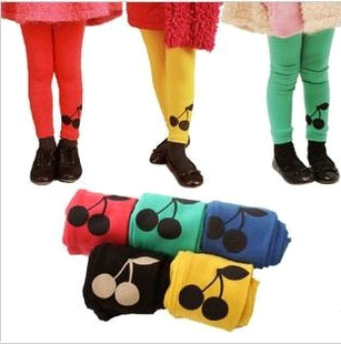 2015 children's clothes Spring girl baby candy joker cotton leggings clothing pants - Happy Smile Kids store