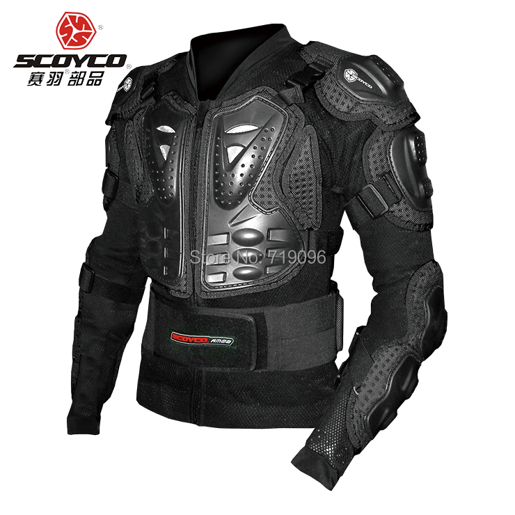 2015 Scoyco AM02 Motocross Armour Full Protector Gears Racing Protective Motorcycle Armor Body Guard Accessories - Farspeed Vehicle Industry Co., Ltd. store