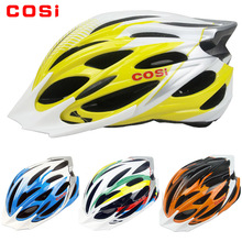 Ride helmet cosi outside sport bicycle mountain bike safety helmet s033 one piece
