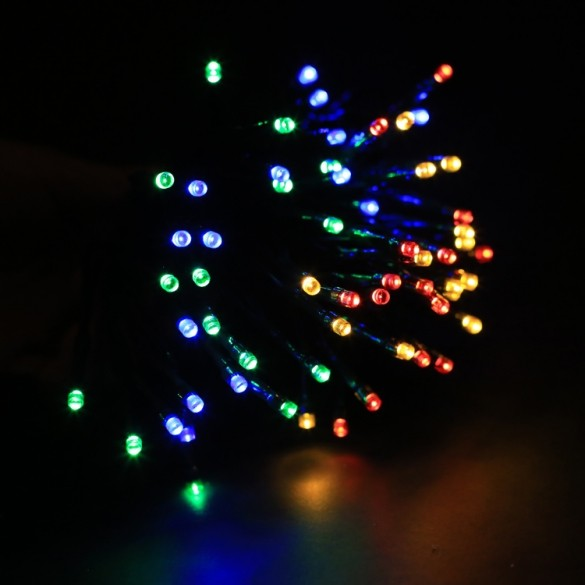 Novelty Outdoor lighting 60 LED Ball string lamps Christmas Lights for Outdoor Room Garden Home ...
