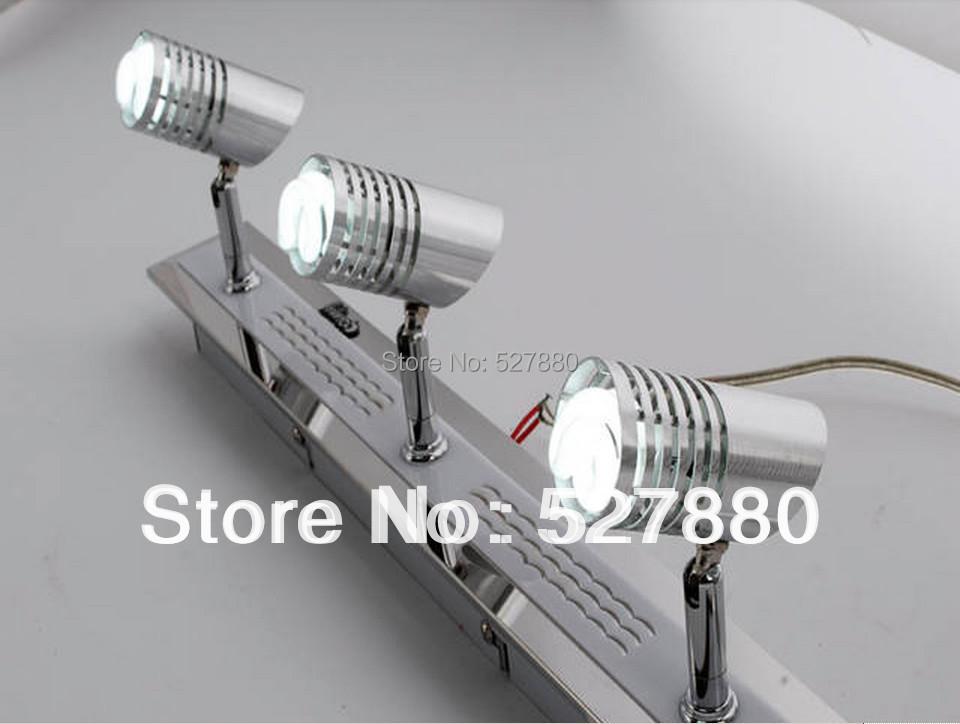 Modern High End LED Mirror Lighting Lamp Washroom Mirror