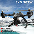 Newest JXD 507W Much Bigger than 509W 2 4G Transmitter Rc Quadcopter Drone 2MP Camera With