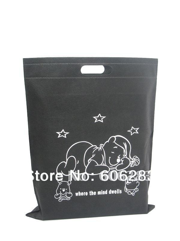 Customized non woven bag with your logo and free shipping<br><br>Aliexpress