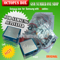The Newest version 100 Original Octopus box for Samsung New Edition package with 18 cables ForS5