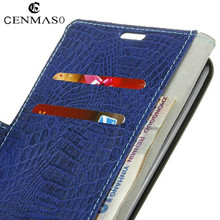 Buy Luxury crocodile skin PU leather Holster case Doogee Shoot1 Shoot 1 card slot stand wallet fashion phone cover TPU back case for $7.58 in AliExpress store