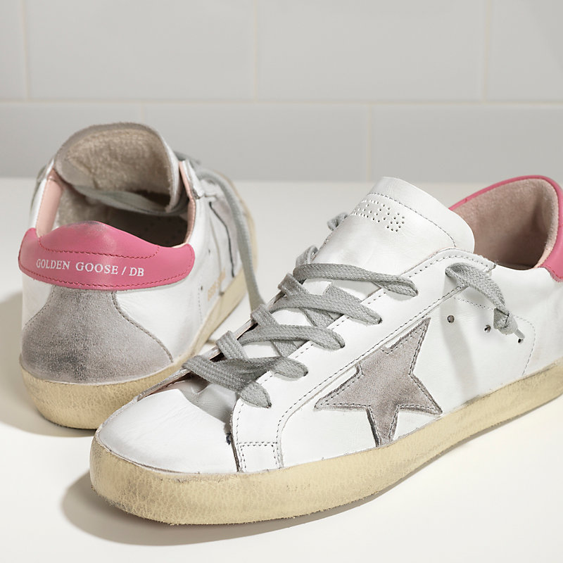 Italy Deluxe Brand Golden Goose Superstar Casual Shoes GGDB Genuine Leather Breathable Shoes for Men and Women Scarpe Donna<br><br>Aliexpress