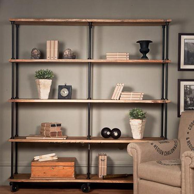 Купить loft american country style retro shelving display gr.