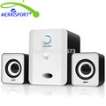 2 1 Subwoofer USB Computer Speaker With remote control Aux Port USB SD for Smartphones Tablets