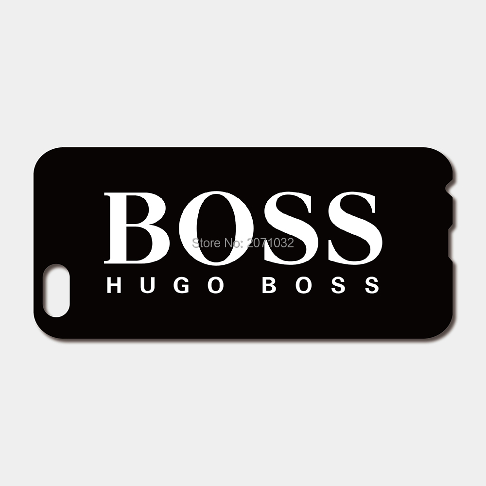 For iPhone 6S 6 Plus SE 5S 5C 4S iPod Touch 6 5 For Samsung Galaxy S7 S6 Edge S5 S4 S3 Hard PC hugo boss Phone Case(China (Mainland))
