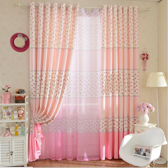 Roze gordijn panel koop goedkope roze gordijn panel loten van chinese roze gordijn panel - Meisjes slaapkamer stijl ...