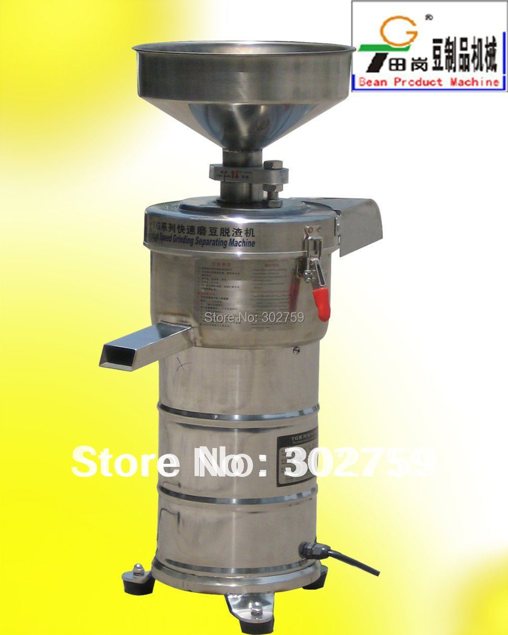Small scale Commercial Tofu and soya milk making machine(China (Mainland))