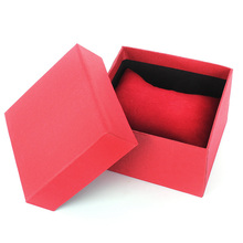 Solid Watch Box For Watch Jewelry W/Pillow Storage Case Box Best Gift Box