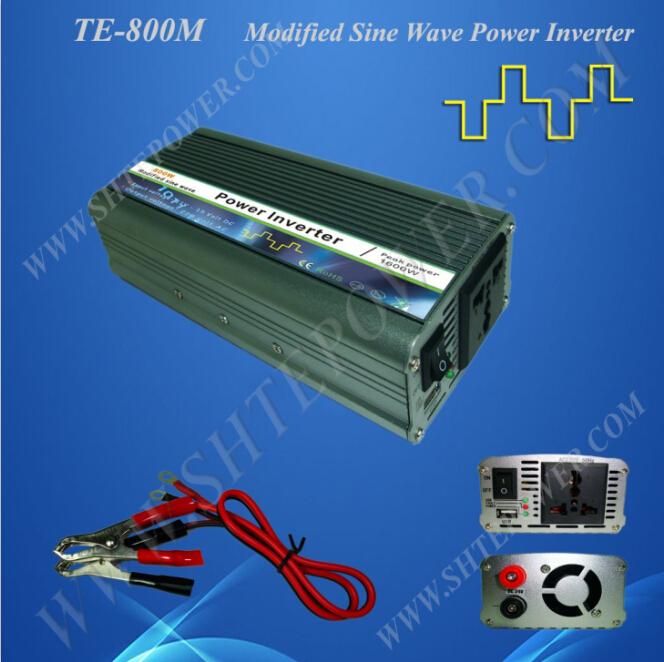 800w soalr inverter  solar power inverter 24v 800w modified sine wave inverter(China (Mainland))