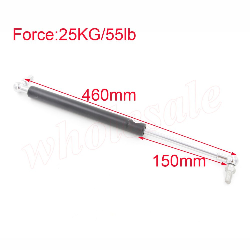 Precision Tool 25KG/55lb Force 150mm Stroke Auto Gas Spring for Wholesale 4pcs/lot<br><br>Aliexpress