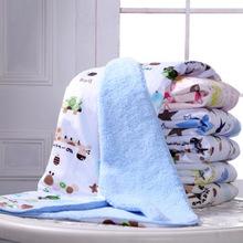 Multiple Soft Coral Fleece For Newborn Sleep Blankets Super Warm baby Bedding Set Boys&Girls Cotton baby sleeping Cobertor Bebe