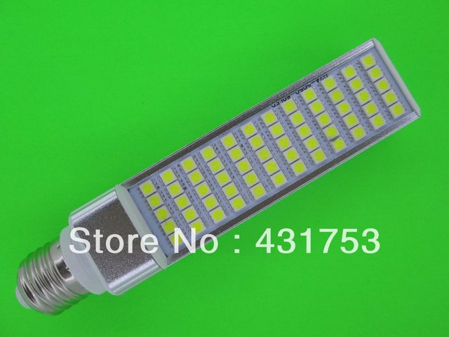 E27 G24 LED Bulb 12W 5050 SMD 60 LED  Corn Light Lamp Cool White/Warm White AC 85V-265V Side lighting( High Brightness )