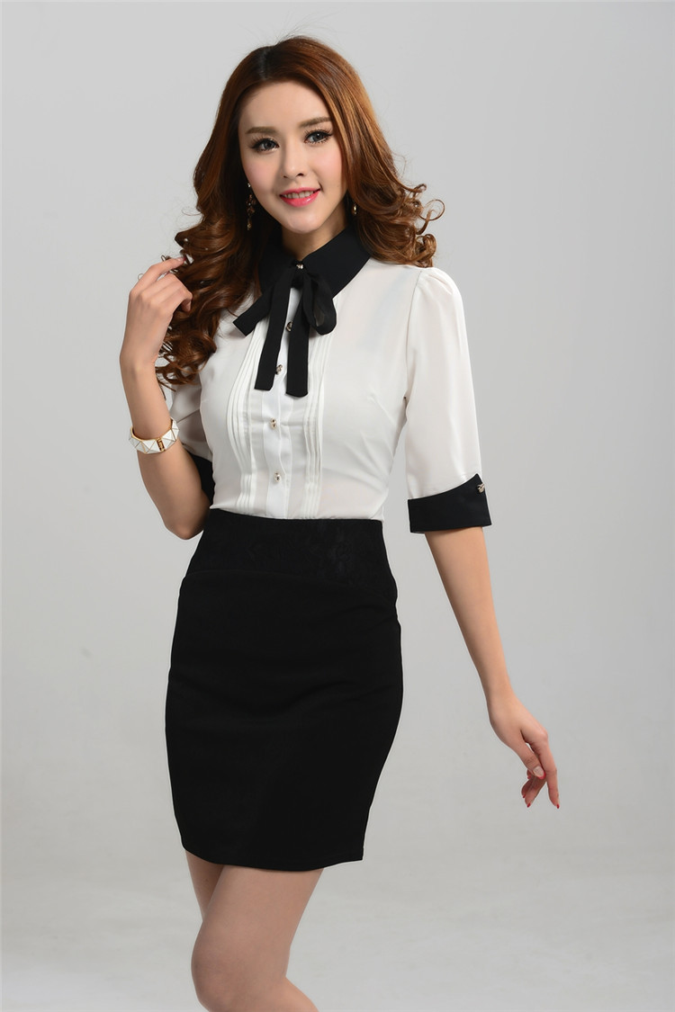 Formal Uniform Blouses 90