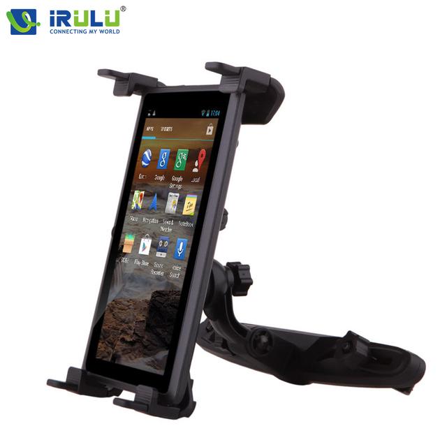 iRULU Tablet PC Holder Mount Adjustable Holder For ipad Stand iRULU Tablet PC Stands for car tablet holder