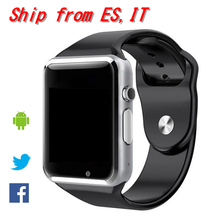 2015 Original G10 Bluetooth Smart Watch wristwatch sport pedometer reloj con sim card Android Inteligente Smartwatch Android IOS