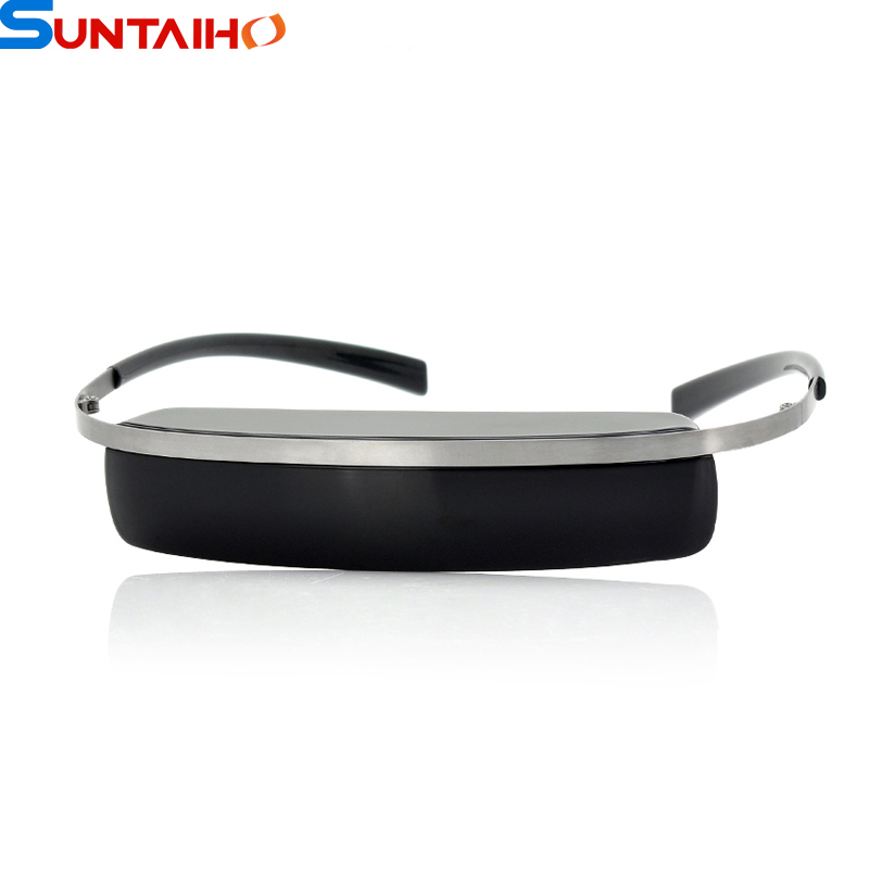 72 Inch 2D/3D Virtual Video Glasses - 432x240 Display, AV IN Function, Multiple Device Support(China (Mainland))