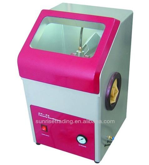 Dental lab sandblaster equipment AX-P3 Recyclable Sandblaster