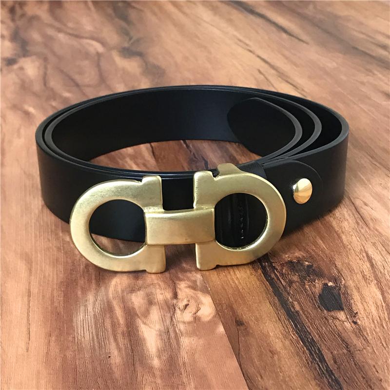 designer belts cheap negf  Designer Delts Men High Quality Men Belt Luxury Belt Buckle Genuine Leather  Male Belt Ceinture Homme
