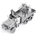 3D Metal Puzzle DIY World of Tanks Metal Jiasaw Assemble Toys Models Metallic Nano Tank Model