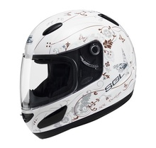 Taiwan SOL Helmets Full Face  SL-39Y BUTTERFLY II for motorcycle GMAX double lens(China (Mainland))