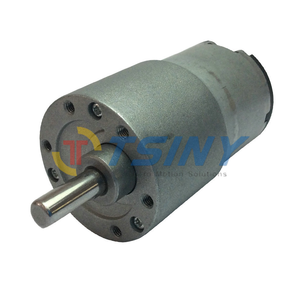 24vdc 200rpm high speed electric geared motor with for Electric motor with gear reduction
