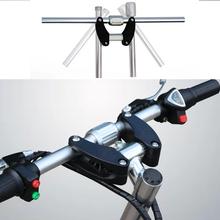 2015brand new 3seconds quick easy folding aluminum alloy handlebar for fold folding bike foldable bicycle parts 25.4mm handlebar