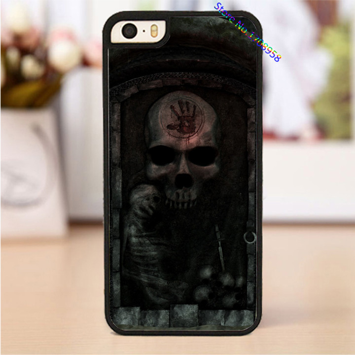 dark brotherhood phone cover case for iphone 4 4s 5 5s 5c SE 6 6s & 6 plus 6s plus #5&TO1970