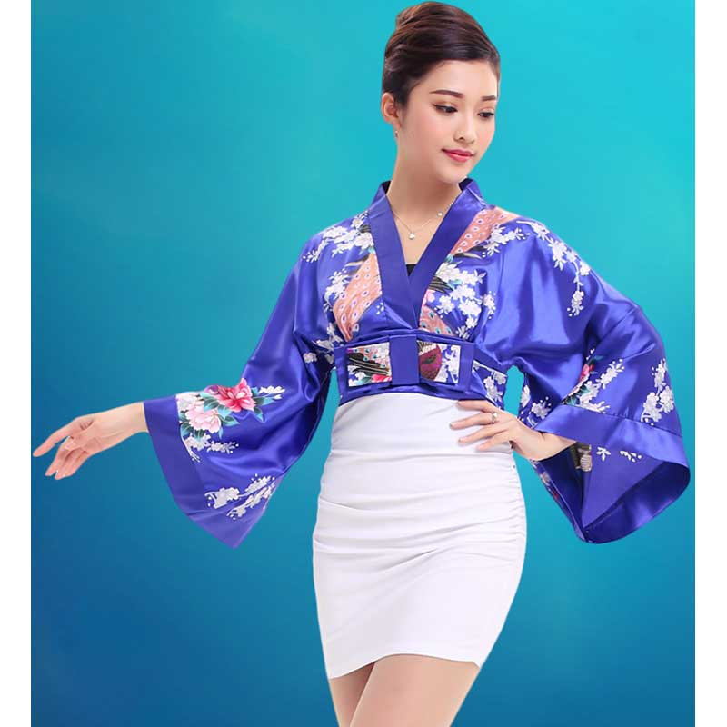 Online buy wholesale kimono silk club dresses from china kimono silk club dresses wholesalers Yes style japanese fashion