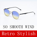Screwless men sunglasses Retro Women sun glasses UVA UVB protection decoration eyewear oculos