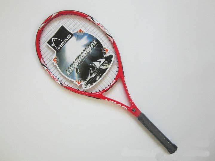 2015 Tennis Racket Racquet Racquets raquete de tennis Carbon Fiber Free Shipping Top Material tennis