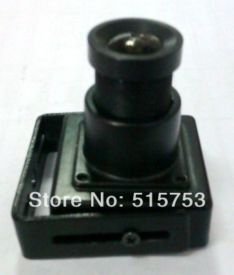 DHL Free 100Unit Size 25x25mm 420tvl Sony Color Board CCD Camera Mini with 3.6mm board lens(China (Mainland))