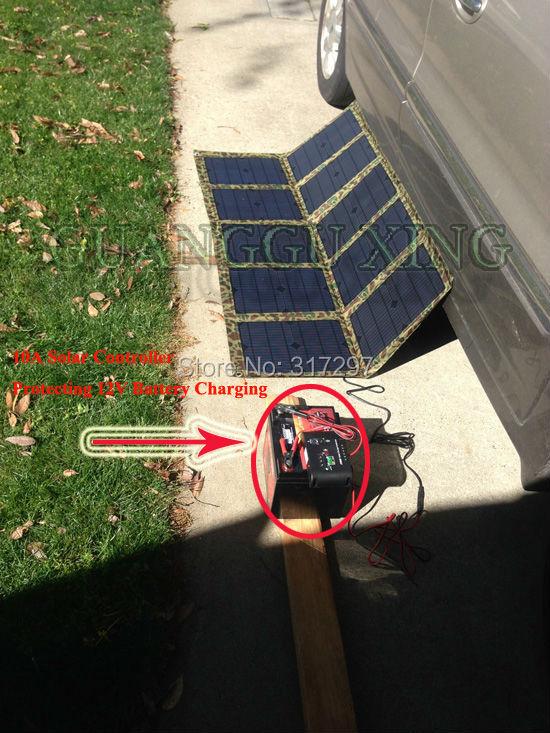 Pannello Solare Portatile Casa : Acquista all ingrosso online w solar panel kit da