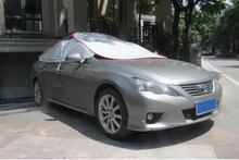 Multi Car sun-shading cover sunscreen sun protection umbrella  Breathable UV Protection insulation Auto Covers(China (Mainland))