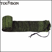 New Arrival Tourbon <font><b>Hunting</b></font> Accessories Military Padded Shotgun Slip Gun Range Protection Bag Carry Heavy Duty Gun Case Green